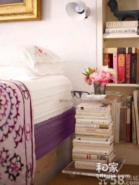 (一)55个不寻常的床头柜—卧室装修设计