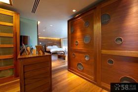 日式风格豪华复式装修效果图欣赏大全