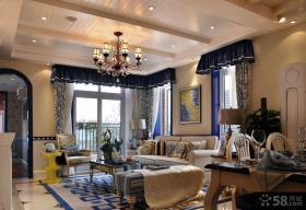 创意混搭风格四室两厅装修图片大全