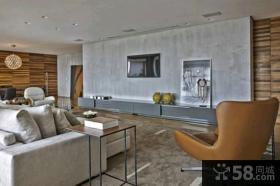 美式装修风格四居室设计效果图大全欣赏