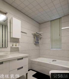 现代简约小户型客厅沙发背景墙挂画效果图