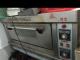 单层电烤箱送烤盘