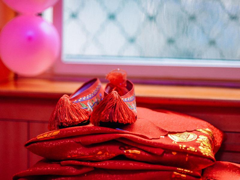 中式婚礼婚庆策划花轿婚礼婚庆公司传统民俗婚礼庆布置