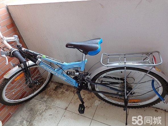 自行车/永久自行车,成色比较新,平时骑行非常少,保养比较好,...