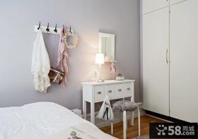 小户卧室装修效果图