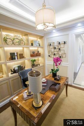 新古典风格别墅室内家居装饰设计效果图