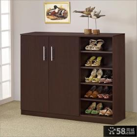 进门正对玄关鞋柜效果图大全