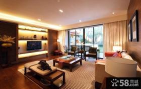 东南亚风格别墅设计室内装修效果图