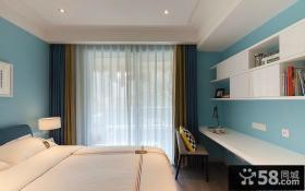 中式简约风格卧室设计欣赏