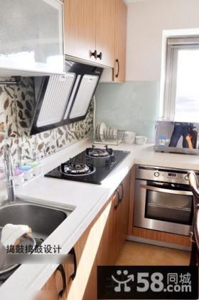 小户型厨房设计图片欣赏