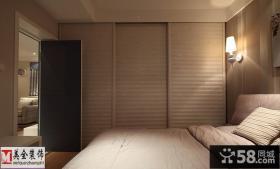 客厅深色电视背景墙效果图