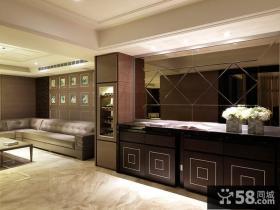 现代简单别墅