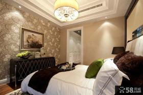 新古典风格别墅室内效果图