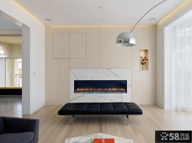 极简客厅背景墙装修效果图大全2012图片