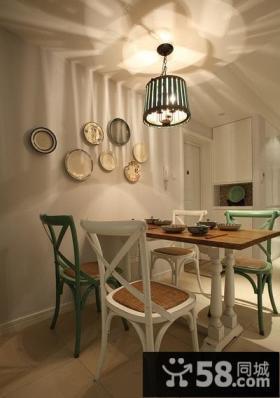 宜家中式装修餐厅设计