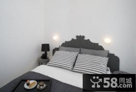 简约自然的复式楼卧室装修效果图大全2014图片