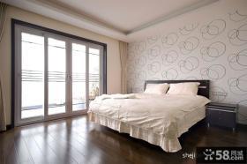 复式楼装修效果图 复式楼卧室效果图