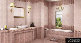 2013卫生间瓷砖装修效果图