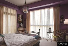 美式乡村风格设计卧室效果图片