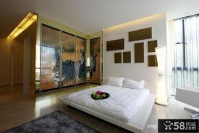 80平米小户型装修效果图 80平小户型客厅装修图片