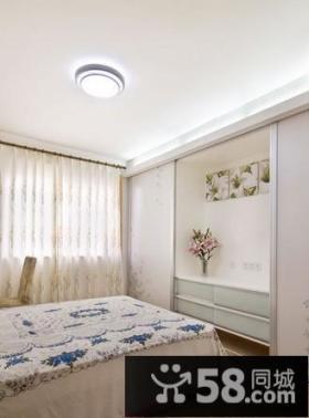 现代卧室衣柜装修风格
