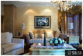 沙发背景墙客厅装饰画图片