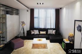 时尚设计现代风格别墅室内装修效果图