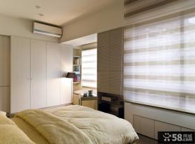 简约小户型卧室装修效果图大全2012图片