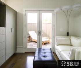 客厅阳台装修效果图大全2012图片