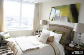 卧室装修效果图大全2012图片 40平米小户型卧室装饰效果图