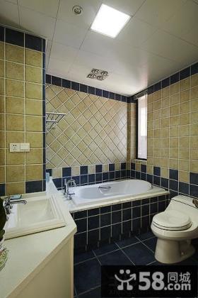 美式卫生间瓷砖内墙砖图片