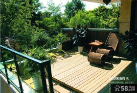 别墅露台设计效果图