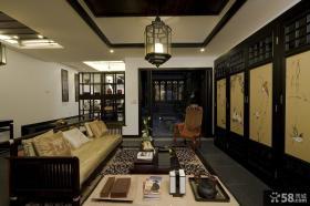 中式古典客厅欣赏