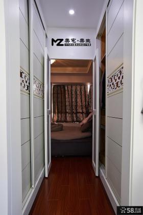 卧室走廊装修效果图片