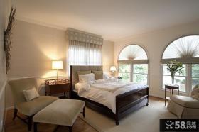 欧式主卧室装饰图片欣赏
