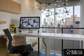 简约元素的北欧风格装修客厅图片
