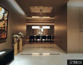 现代风格室内装修效果图大全2014