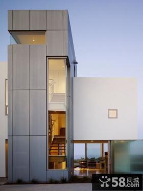 现代简约别墅设计