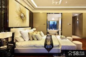 美式风格卧室设计装修图片大全欣赏