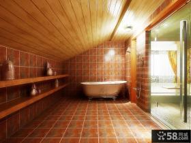 小户型复式客厅装修