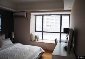装饰卧室飘窗
