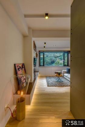 美式家庭设计室内样板间效果图大全