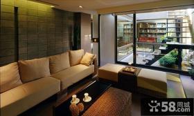 现代简约别墅设计室内效果图