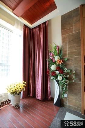 家装客厅阳台装饰效果图欣赏