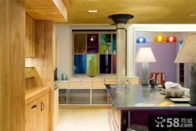 14万打造现代北欧风格厨房橱柜装修效果图大全2014图片