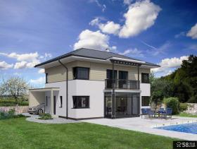 农村豪宅别墅设计
