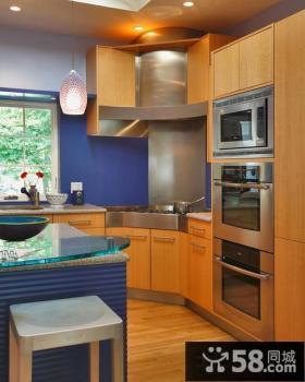 简约厨房装修设计图片