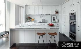 北欧风格别墅厨房装修图片大全