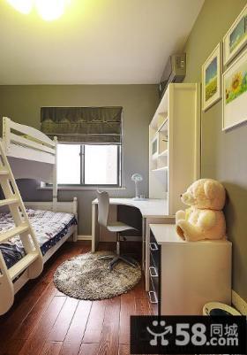 小户型儿童房装修设计