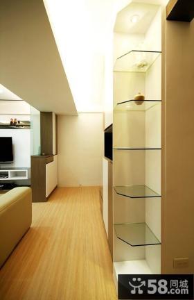 宜家设计客厅电视背景墙图